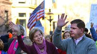 More Massachusetts voters think it's time to 'give someone else a chance' at Elizabeth Warren's seat