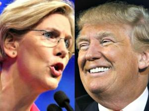 What Donald Trump Just Said On Fox News Will Make Elizabeth Warren Start CRYING Tears Of Fear!