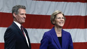 Elizabeth Warren says she supports Scott Brown's nomination for New Zealand ambassador