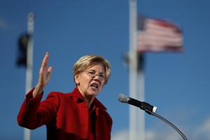 Elizabeth Warren May Lose Her Seat to a GOP Navy Seal - POPULAR NEWS