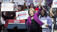 Warren builds her brand with 2020 down the road
