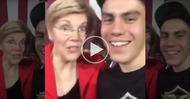 End The Fed - Posts | VIRAL VIDEO: A college student just humiliated Elizabeth...