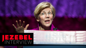 Elizabeth Warren on the Inhumanely Low Minimum Wage, Russia, and Talking to Our 'Crazy Brother-in-Law'