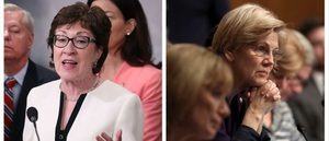 Susan Collins Brutally KNOCKED DOWN Elizabeth Warren IN ONLY 15 SECONDS -This is MERCILESS - Proud Patriots