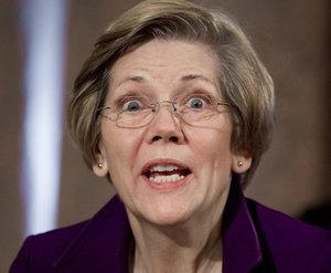 Elizabeth Warren Threatens President Trump: 'Donald, You Ain't Seen Nasty Yet'