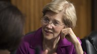 Are we supposed to take Elizabeth Warren's 'blood money' rhetoric seriously or literally?